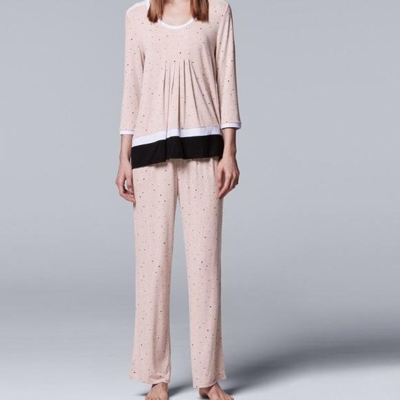 c0593154e0 Simply Vera Vera Wang Intimates   Sleepwear